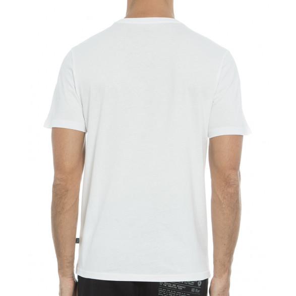 Camiseta Puma Cat Basic Tee Masculina 584506