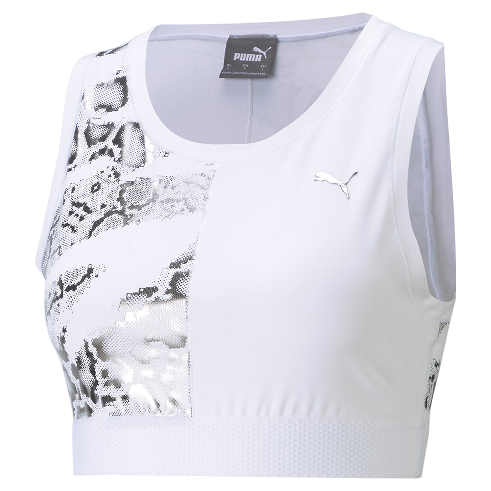 Cropped Puma Untamed Training Tank Top 520243