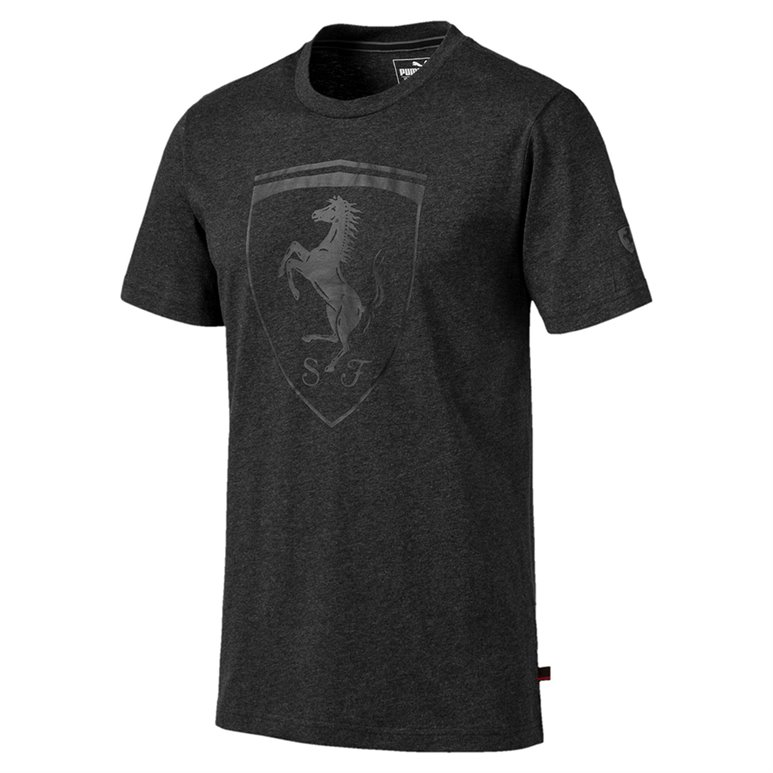 Camiseta Puma Ferrari Big Shield Masculina 595408