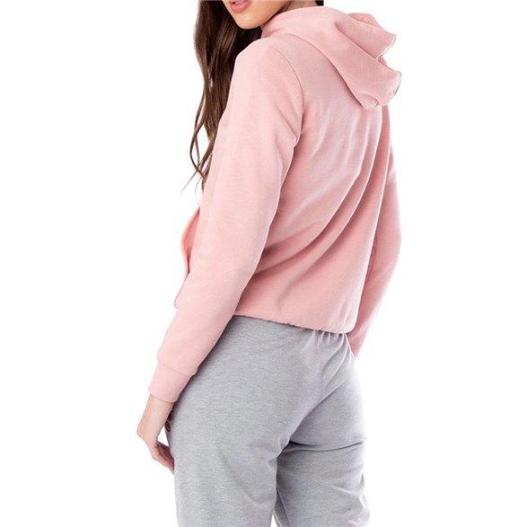 Moletom com Capuz Essentials Big Logo Feminino 586788