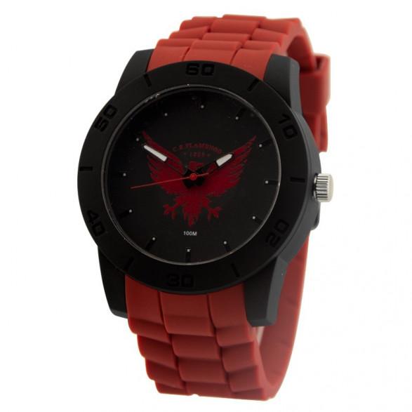 Relógio Technos Masculino Flamengo - FLA2036AA/8P FLA2036AA