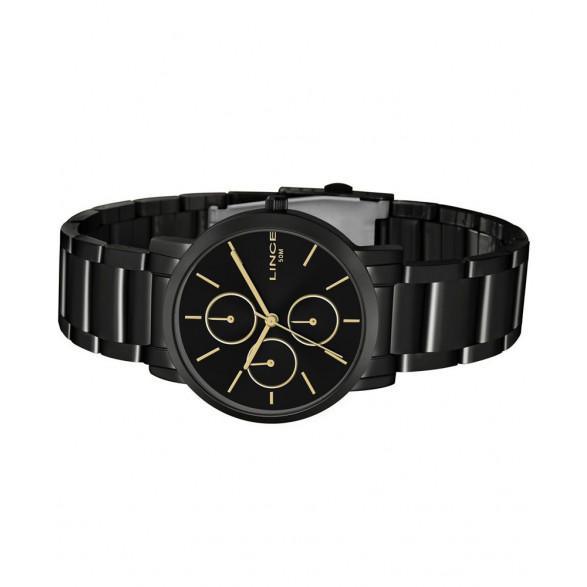 Relógio Lince Feminino Preto LMN4568L LMN4568L