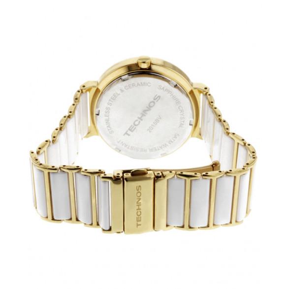 Relógio Technos Saphire Elegance Ceramic Feminino 2015BV 2015BV