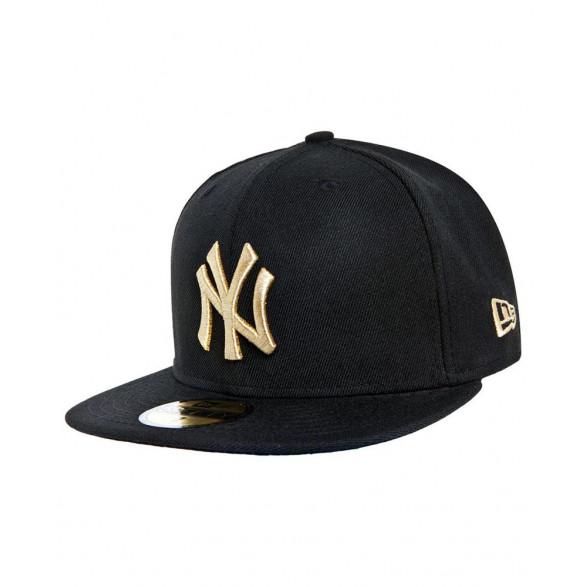 Boné New Era 5950 Aba Reta Gob New York Yankees NEPERBON013