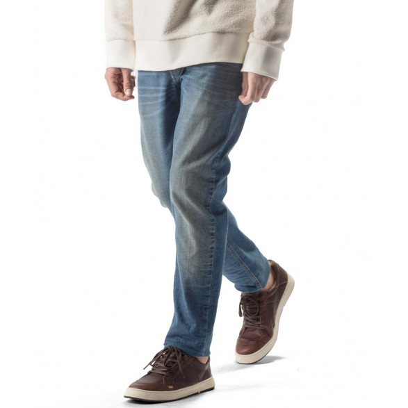 Calça Jeans Osklen Fit Used Masculina 42360