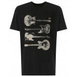 T–shirt Osklen Regular Eletric Guitars Rock Series