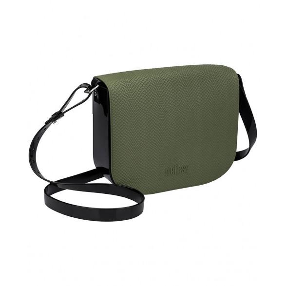 Bolsa Melissa Essential Shoulder Bag Snake 34182
