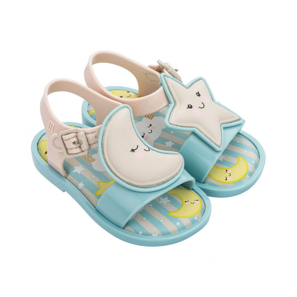 Sandália Melissa Mini Mar Sandal Sweet Dreams 32769