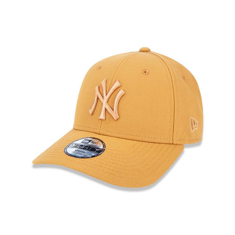 Boné New Era Aba Curva 940 ST NY Yankees Tonal Infantil MBG19BON006