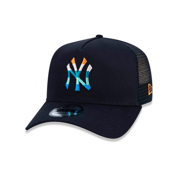 Boné New Era 9Forty Logo Colors MLB New York Yankess MBV20BON010