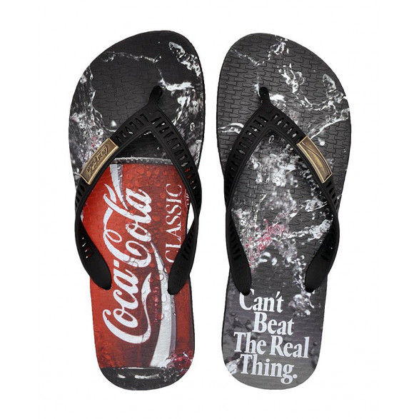 Chinelo Coca-Cola Beat Masculino CC2647