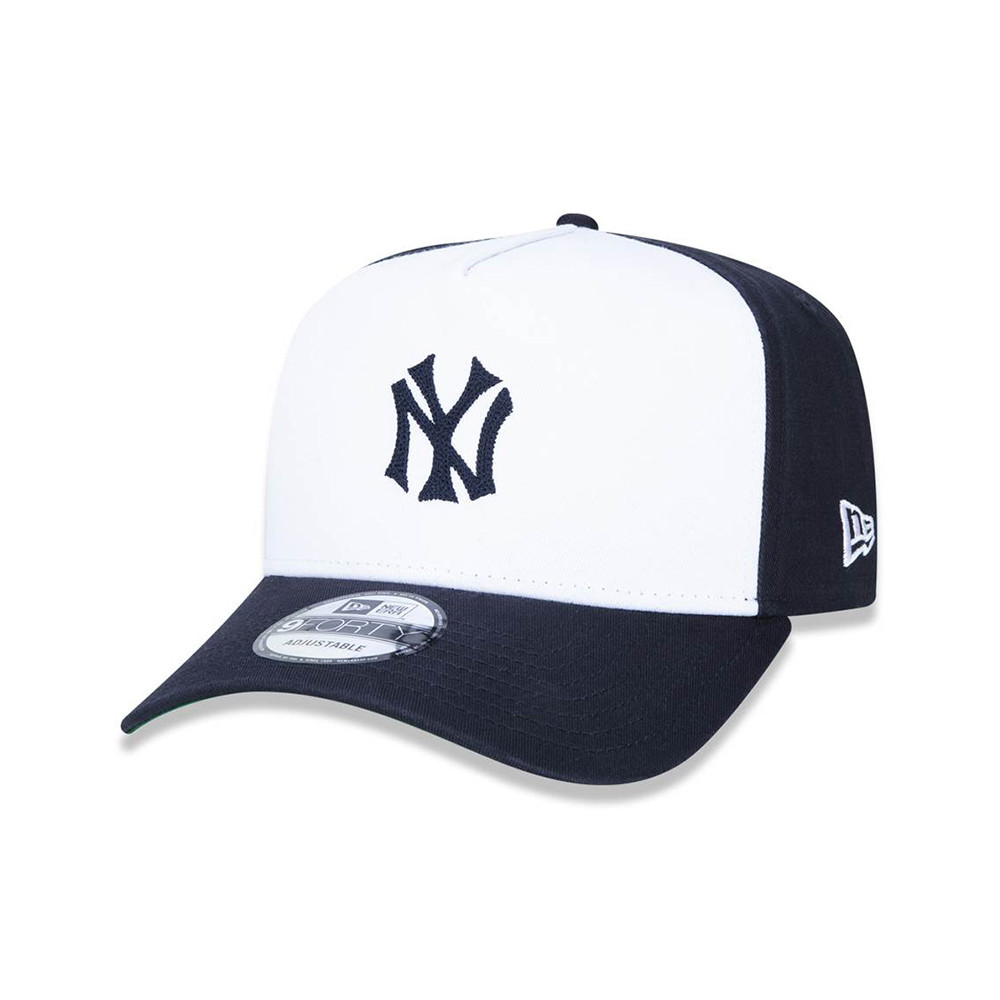 Boné New Era 9forty Aba Curva New York Yankees Reborn Class MBI20BON028