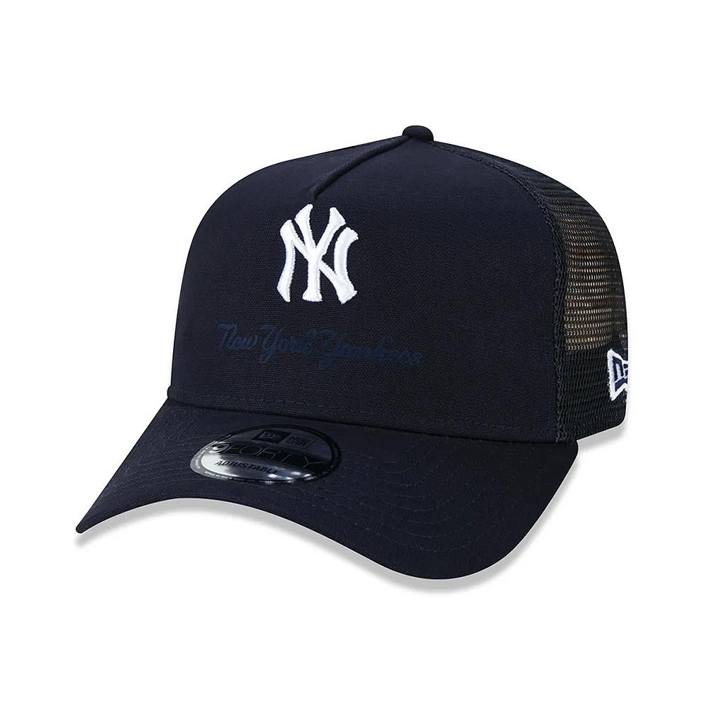 Boné New Era 9forty Trucker MLB New York Yankees Surton MBI20BON060