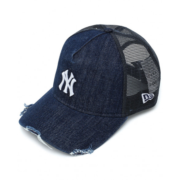 Boné New Era 940 Snapback Denim Logo New York Yankees MBV20BON013