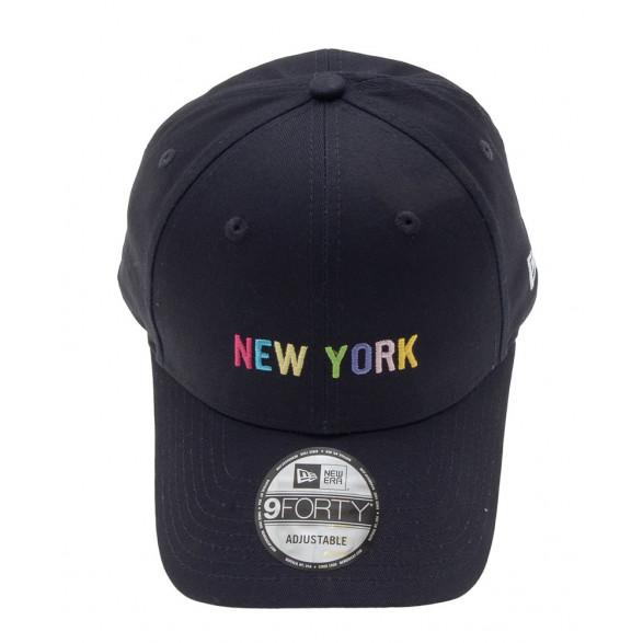 Boné New Era 940 Aba Curva Basic New York NEP19BON031