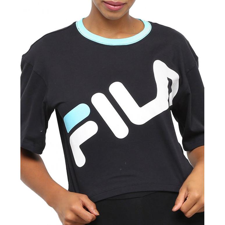 Blusa Fila Cropped Letter Big Feminina LS110148