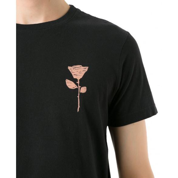 T-Shirt Osklen Vintage Rose Stc Masculina 60981