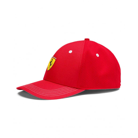 Boné Puma Ferrari Fanwear Baseball Strapback 022527