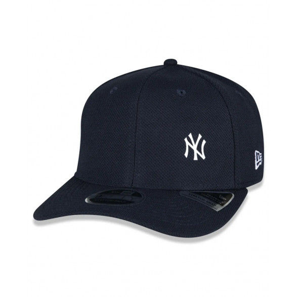 Boné New Era 950 Stretch Snapback Yankees Alkaline Bright Minimal MBI20BON071