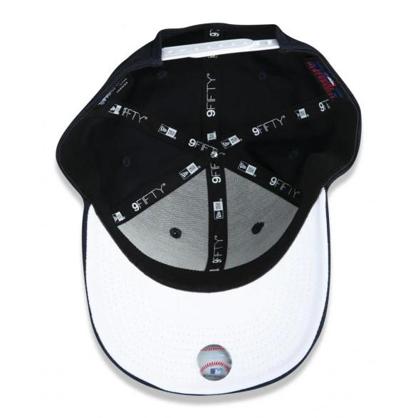 Boné New Era 950 Stretch Snapback Yankees Alkaline Bright Minimal MBI20BON071