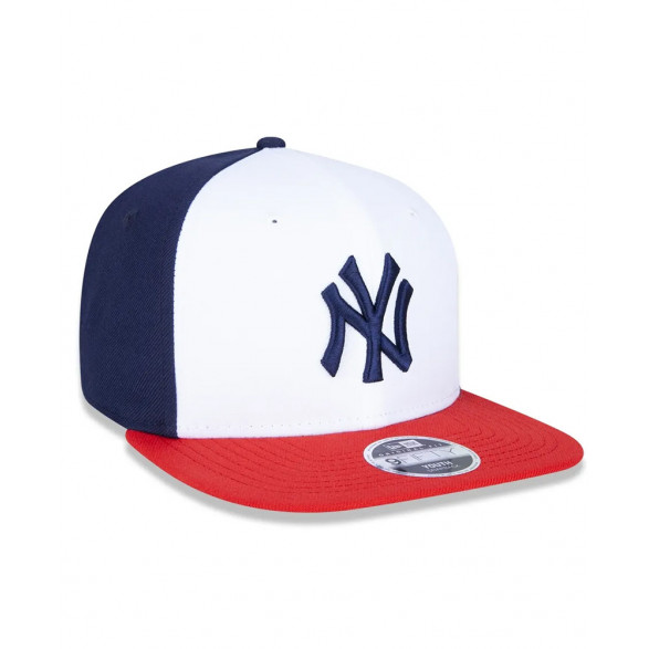 Boné New Era 9fifty Original Fit New York Yankees Juvenil MBI20BON099