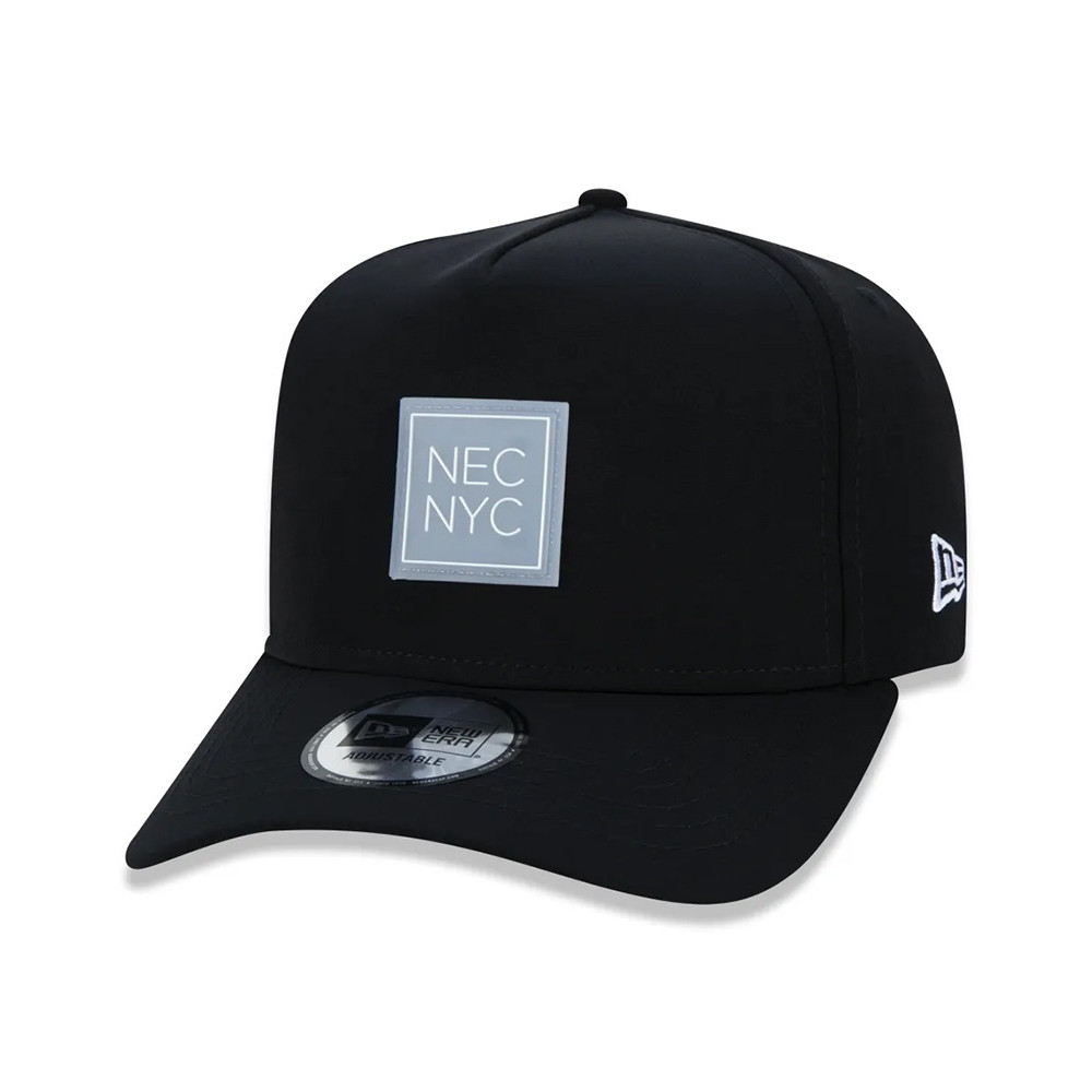 Boné New Era 9Forty A-Frame New York City NYC Clear Badge NEP20BON106