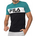 Camiseta Fila Letter Colors Masculina LS180585