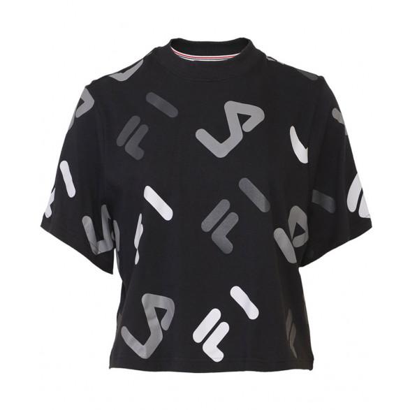 Camiseta Fila Full Cropped Feminina LS180685